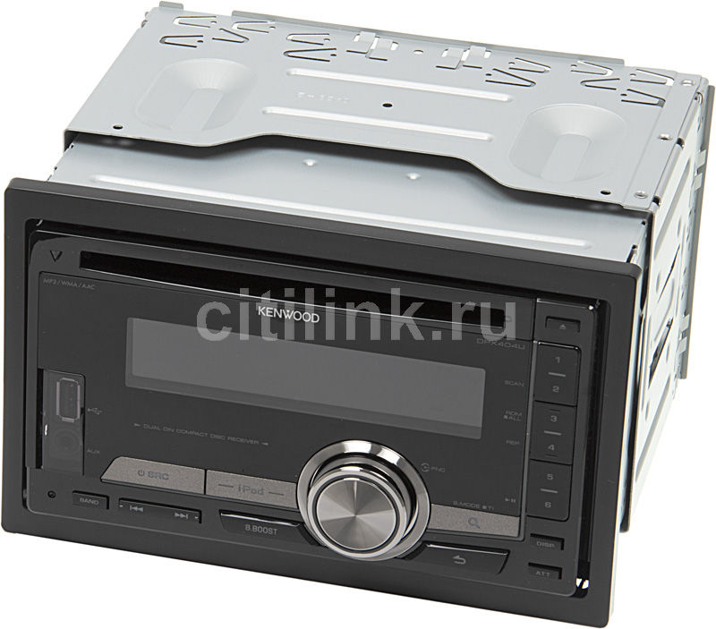 Автомагнитола KENWOOD DPX-404U,  USB
