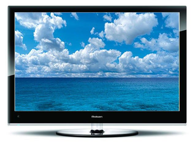 "LED телевизор ROLSEN RL-19L1002U  19"", HD READY (720p),  черный"