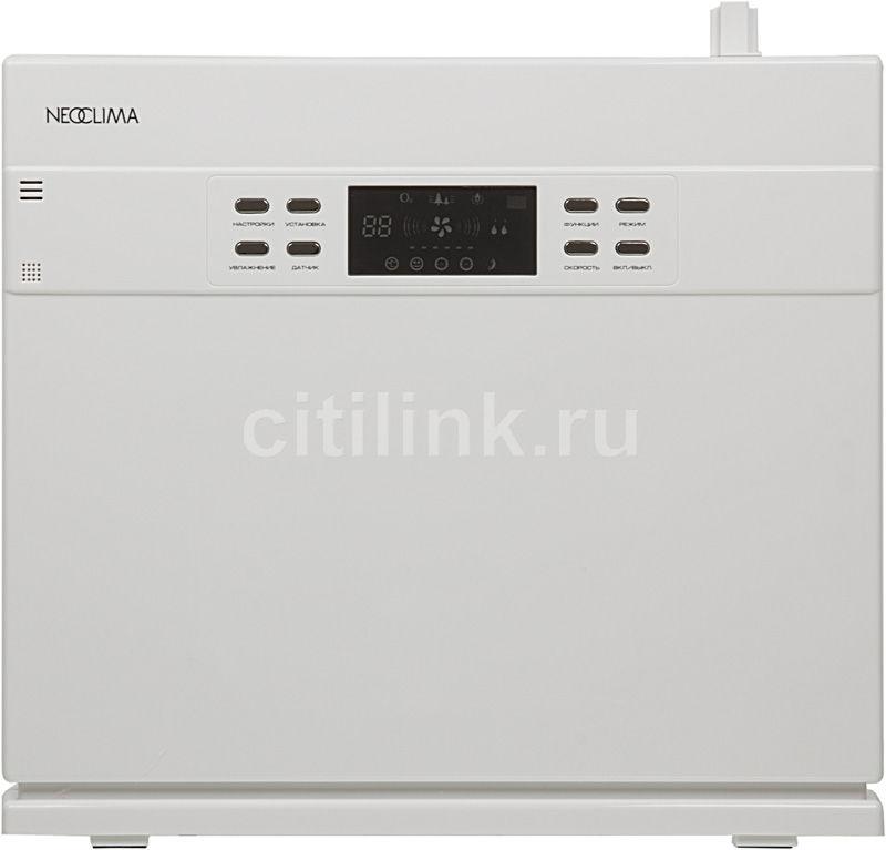 Увлажнитель-очиститель NEOCLIMA NCC-868,  белый