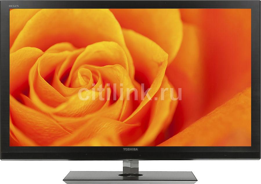 """LED телевизор TOSHIBA REGZA 42WL863R  42"""", 3D,  FULL HD (1080p),  черный"""