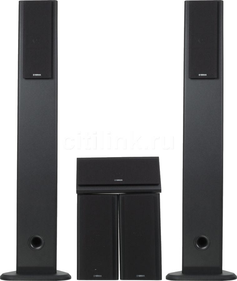 Акустическая система YAMAHA NS-PA120,  5.0,  черный