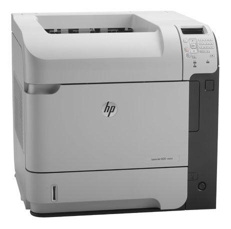 Принтер HP LaserJet Enterprise 600 M603n лазерный, цвет:  белый [ce994a]