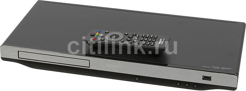 Плеер Blu-ray PHILIPS BDP3280/51, черный
