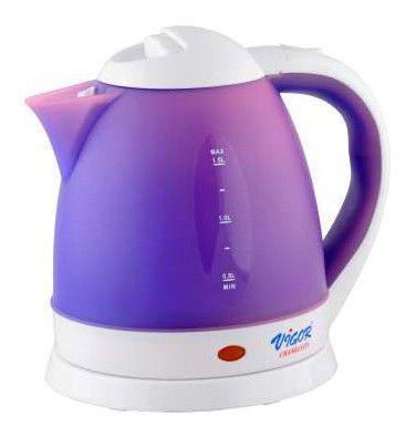 Чайник электрический VIGOR HX-2054, 1800Вт, фиолетовый