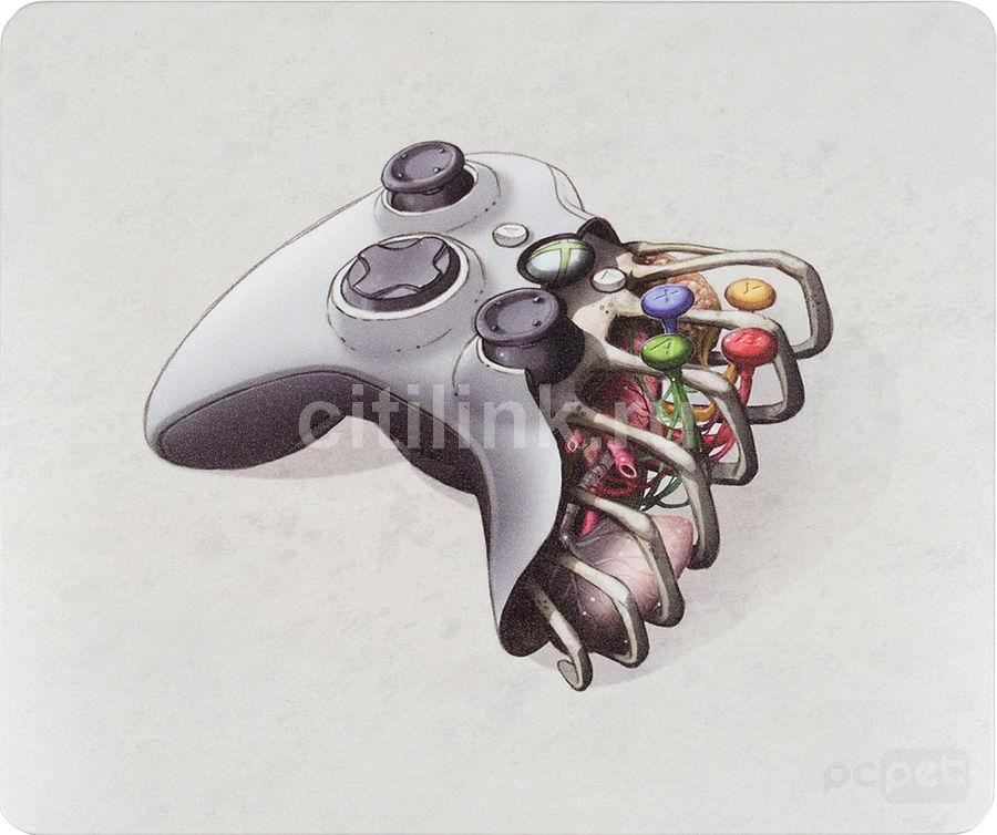 Коврик для мыши PC PET BC01 серый/рисунок [bc01 lg]