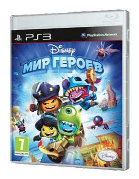 Игра SONY Disney Мир Героев для  PlayStation3 Rus