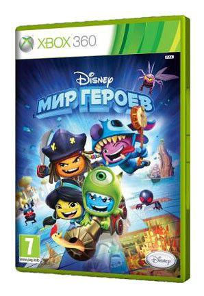 Игра MICROSOFT Disney Мир Героев для  Xbox360 Rus