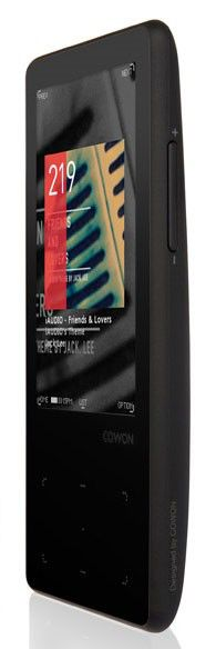 MP3 плеер COWON Iaudio 10 flash 4Гб черный