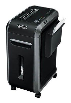Уничтожитель бумаг FELLOWES PowerShred 99Ci, уровень 3, P-4, 4х38 мм [fs-46910] шредер fellowes® powershred 99ci fs 46910