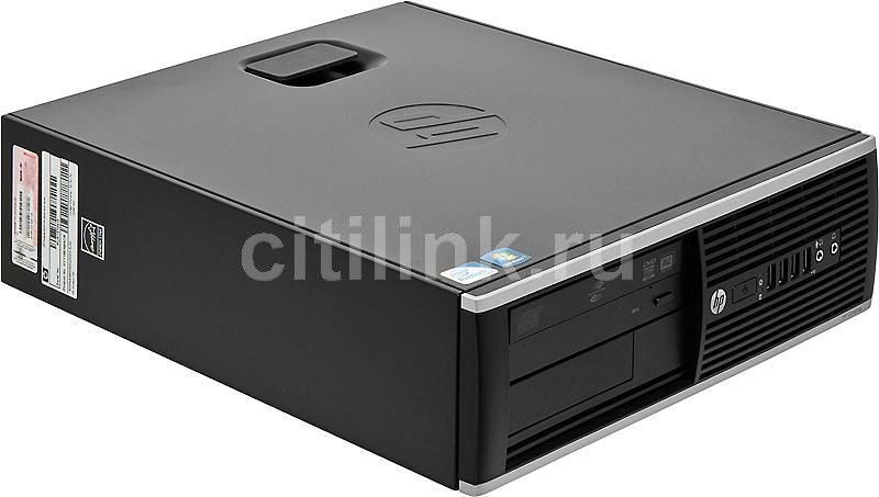 Компьютер  HP Pro 6200 SFF,  Intel  Pentium  G630,  DDR3 2Гб, 500Гб,  Intel HD Graphics,  DVD-RW,  Windows 7 Professional,  черный [xy127ea]