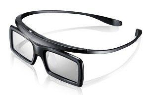 Очки 3D SAMSUNG SSG-3050GB,  черный [ssg-3050gb/ru]