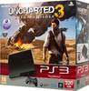 Игровая консоль SONY PlayStation 3 PS719172291, черный вид 10
