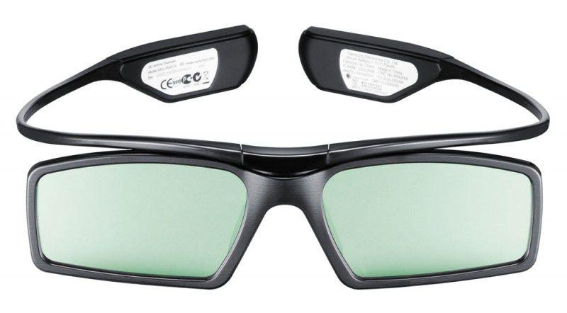 Очки 3D SAMSUNG SSG-3500CR,  1 шт,  черный [ssg-3500cr/ru]