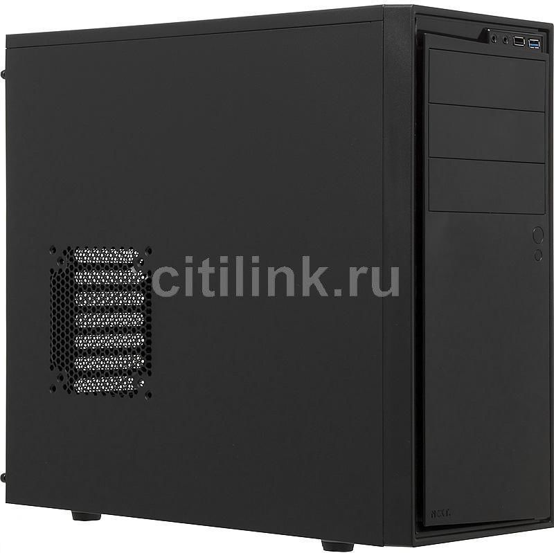 Корпус ATX NZXT Source 210 Elite, Midi-Tower, без БП,  черный