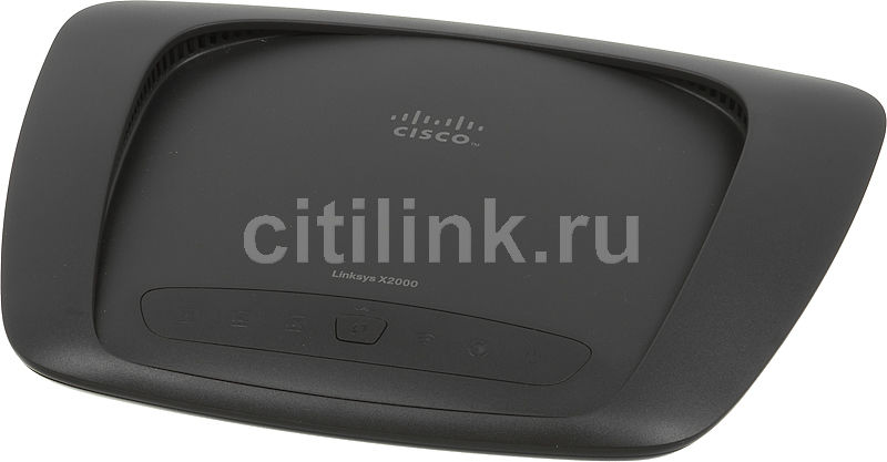 Маршрутизатор LINKSYS X2000,  ADSL2+ [x2000-ee]