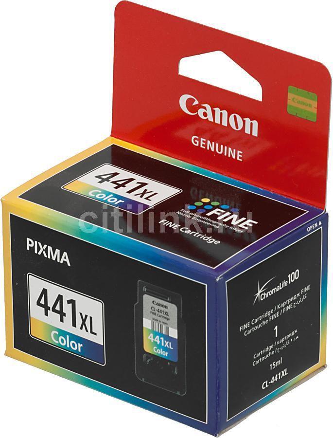 Картридж CANON CL-441XL многоцветный [5220b001]