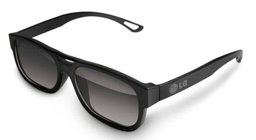 Очки 3D LG AG-F210,  черный