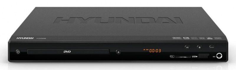 DVD-плеер HYUNDAI H-DVD5068,  черный