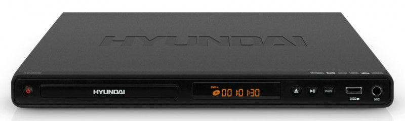 DVD-плеер HYUNDAI H-DVD5090,  черный