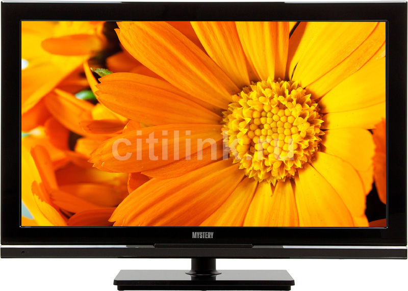 "LED телевизор MYSTERY MTV-3215LW  ""R"", 32"", HD READY (720p),  черный"