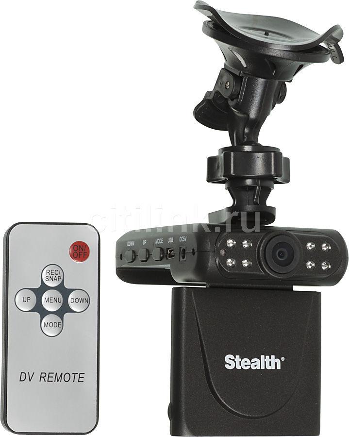 Видеорегистратор STEALTH DVR ST 50R черный