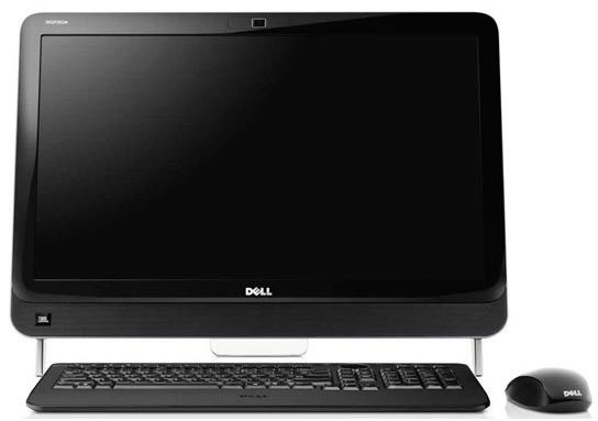 Моноблок DELL Inspiron One 2320, Intel Core i3 2100, 4Гб, 1000Гб, nVIDIA GeForce GT525M - 1024 Мб, DVD-RW, Windows 7 Home Premium, черный [210-37017]