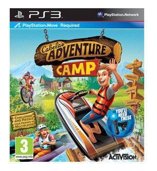 Игра SONY Cabela`s Adventure Camp для  PlayStation3 Eng