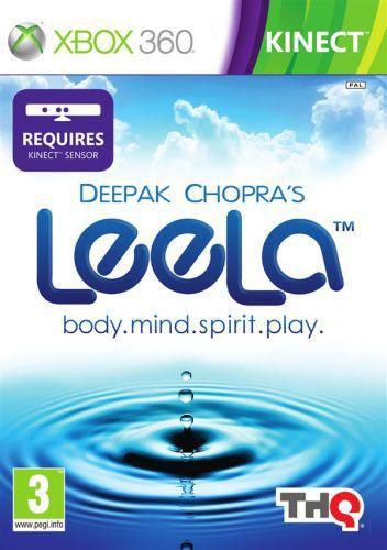 Игра SOFT CLUB Deepak Chopra`s Leela для  Xbox360 Eng