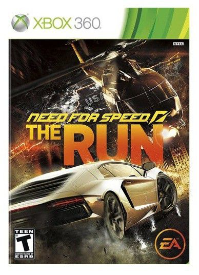 Игра MICROSOFT Need for Speed The Run: Limited Edition для  Xbox360 Rus