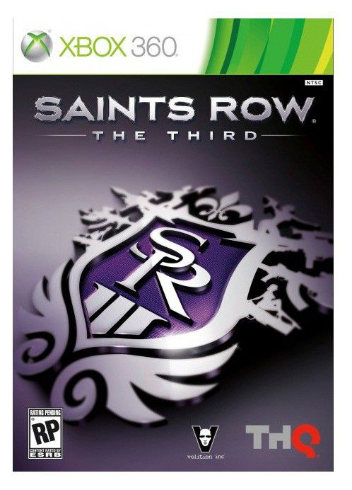 Игра MICROSOFT Saints Row: The Third для  Xbox360 RUS (субтитры)