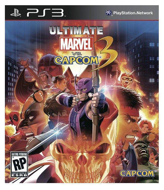Игра SONY Ultimate Marvel vs Capcom 3 для  PlayStation3 Eng