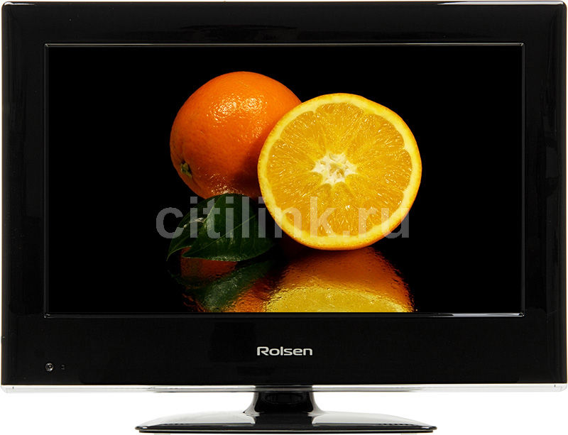 "LED телевизор ROLSEN RL-16L11  16"", HD READY (720p),  черный"