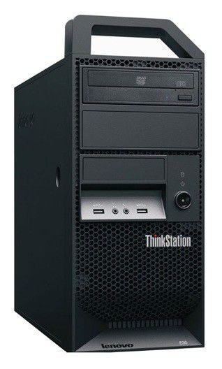 Рабочая станция  LENOVO ThinkStation E30,  Intel  Xeon  E3-1245,  DDR3 4Гб, 500Гб,  Intel HD Graphics P3000,  DVD-RW,  Windows 7 Professional,  черный [szd42ru]