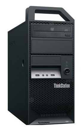 Рабочая станция  LENOVO ThinkStation E30,  Intel  Xeon  E3-1230,  DDR3 4Гб, 500Гб,  nVIDIA Quadro 600 - 1024 Мб,  DVD-RW,  Windows 7 Professional,  черный [szb25ru]