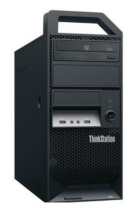 Рабочая станция  LENOVO ThinkStation E30,  Intel  Xeon  E3-1275,  DDR3 4Гб, 1000Гб,  DVD-RW,  Windows 7 Professional,  черный [szb28ru]