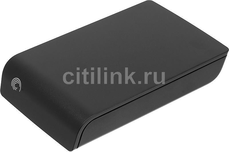 Внешний жесткий диск SEAGATE Expansion STAY3000202, 3Тб, черный [stay3000202 ]