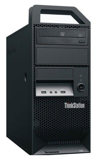 Рабочая станция  LENOVO ThinkStation D20,  Intel  Xeon  E5645,  DDR3 6Гб, 1000Гб,  DVD-RW,  CR,  Windows 7 Professional,  черный [snel5ru]