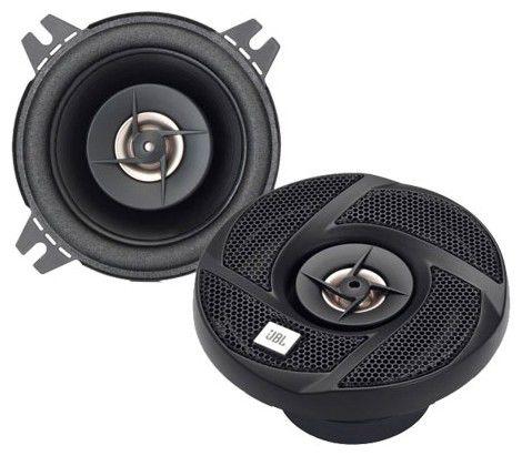 Колонки автомобильные JBL GT6-4,  коаксиальные,  90Вт