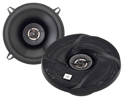 Колонки автомобильные JBL GT6-5,  коаксиальные,  105Вт