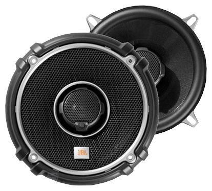 Колонки автомобильные JBL GTO-528,  коаксиальные,  135Вт [gto528]