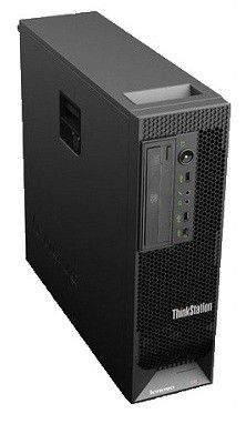 Рабочая станция  LENOVO ThinkStation C20,  Intel  Xeon  E5606,  DDR3 6Гб, 1000Гб,  DVD-RW,  Windows 7 Professional,  черный [ssd1lru]