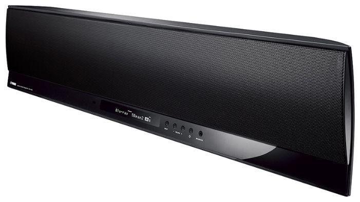 Звуковой проектор YAMAHA YSP-4100,  черный