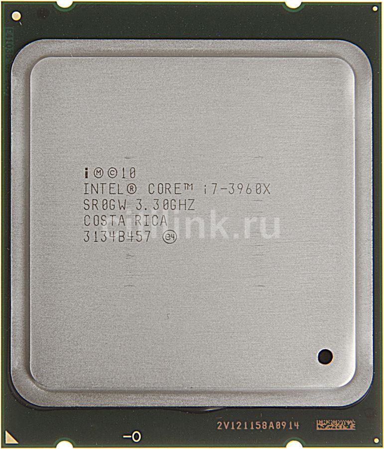 Процессор INTEL Core i7 3960X Extreme Edition, LGA 2011 OEM [cm8061907184018sr0gw]