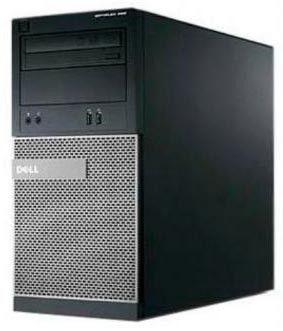 Компьютер  DELL Optiplex 390 MT,  Intel  Core i3  2120,  DDR3 4Гб, 500Гб,  Intel HD Graphics 2000,  DVD-RW,  Windows 7 Professional,  черный и серебристый [x043900104r]