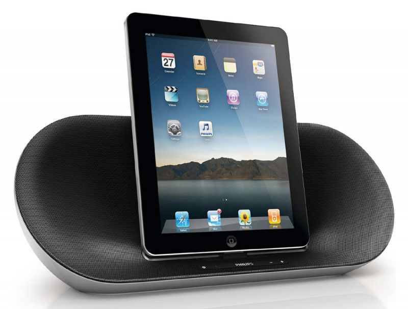Док-станция Philips DS8550/10 (iPhone, iPod, iPad)
