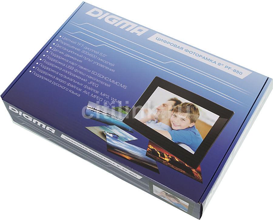 Цифровая фоторамка Digma PF-733 белый 7