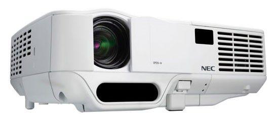Проектор NEC NP64G белый