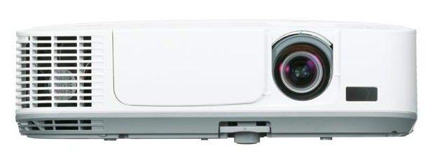 Проектор NEC M260W белый