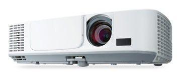 Проектор NEC M260X белый