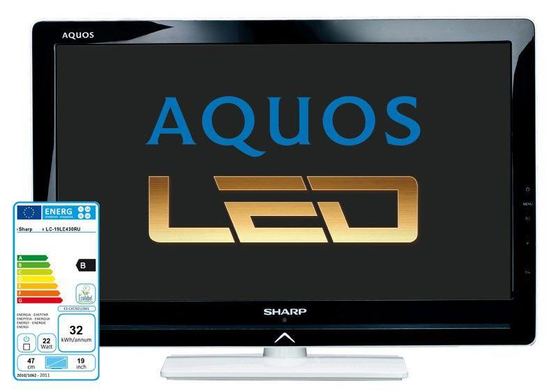 LED телевизор SHARP Aquos LC19LE430